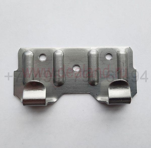 Кляммер для КГ 11,5 мм стартовый нерж. (AISI 430 1,2 мм)