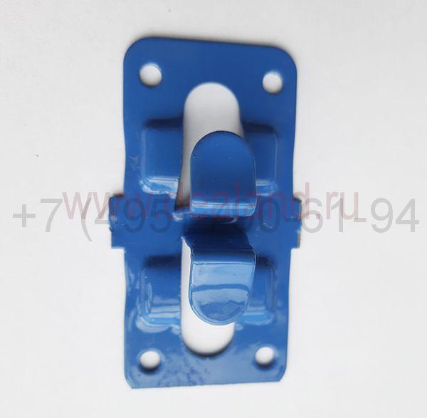 Кляммер для керамогранита 11,5 мм угловой нерж. (AISI 430 1,2 мм)