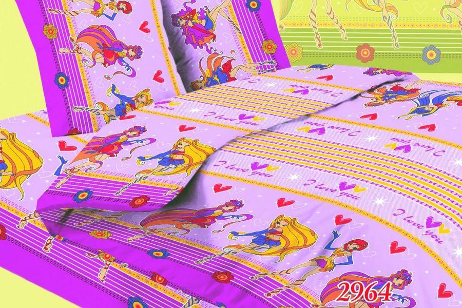 Бязь [в ассортименте] Павлинка Тинейджер р. 2964 постельное белье