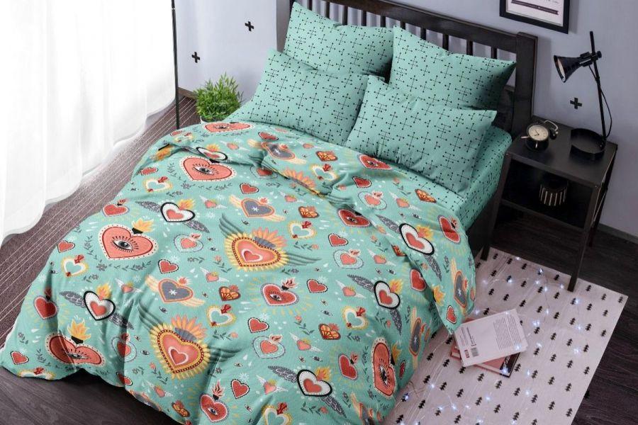 Бязь [в ассортименте] Краш постельное белье