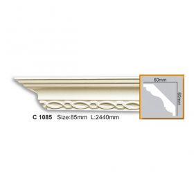 Потолочный Плинтус С Рисунком Fabello Decor С 1085 Д244хВ6хТ6 см / Фабелло Декор
