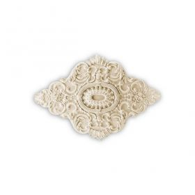 Розетка Потолочная Fabello Decor R361 Д108хШ73хТ3 см / Фабелло Декор