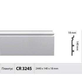 Плинтус Напольный Fabello Decor CR3245 Д244хВ14хТ2 см / Фабелло Декор