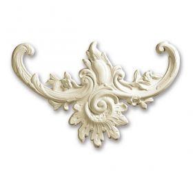 Лепной Декор Fabello Decor W706 Д42.5хШ27хТ2 см / Фабелло Декор