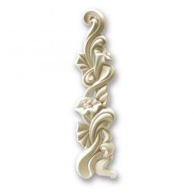 Лепной Декор Fabello Decor W8023R Д8хШ32.2хТ2 см / Фабелло Декор