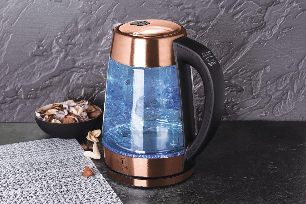 BH-9129 Rosegold Edition  Чайник электрический, 1,7л