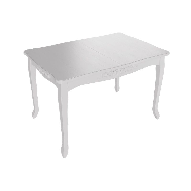 Стол «Бристоль» тип 1 (Белый матовый)