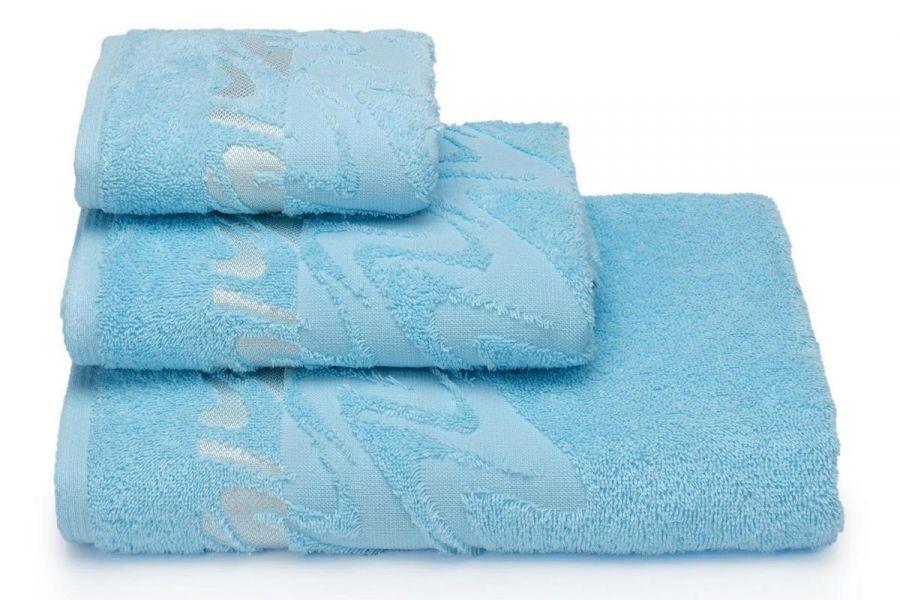Полотенце махровое Brilliance [голубой]