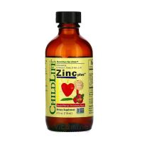 ChildLife Essentials Zinc Plus Цинк плюс натуральный вкус манго клубника, 118 мл