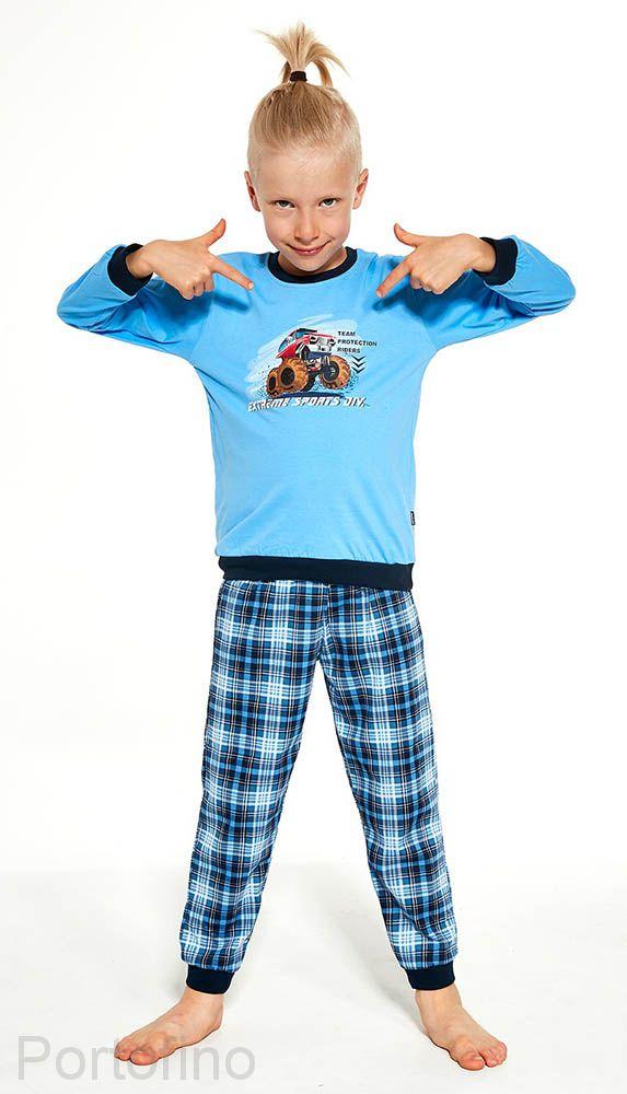 593-116 Пижама для мальчика Cornette