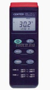 CENTER 302 Измеритель температуры