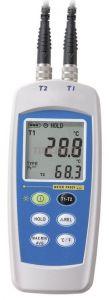 CENTER 372 Измеритель температуры