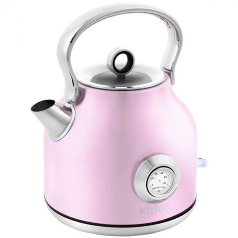 Чайник KitFort KT-673-4 розовый