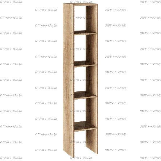 Секция шкафа внутренняя Пилигрим ТД-276.07.23-01 Дуб Каньон светлый