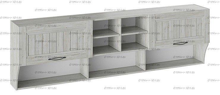 Шкаф навесной Кантри ТД-308.12.21 Винтерберг