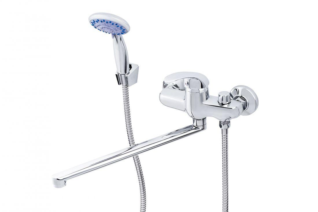 Смеситель для ванны с душем TSARSBERG TSB-942-1202 тип См-ВУОРНШлА