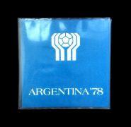 Набор их 3-х монет, посвященные Чемпионату Мира по футболу в Аргентине в 1978 году.