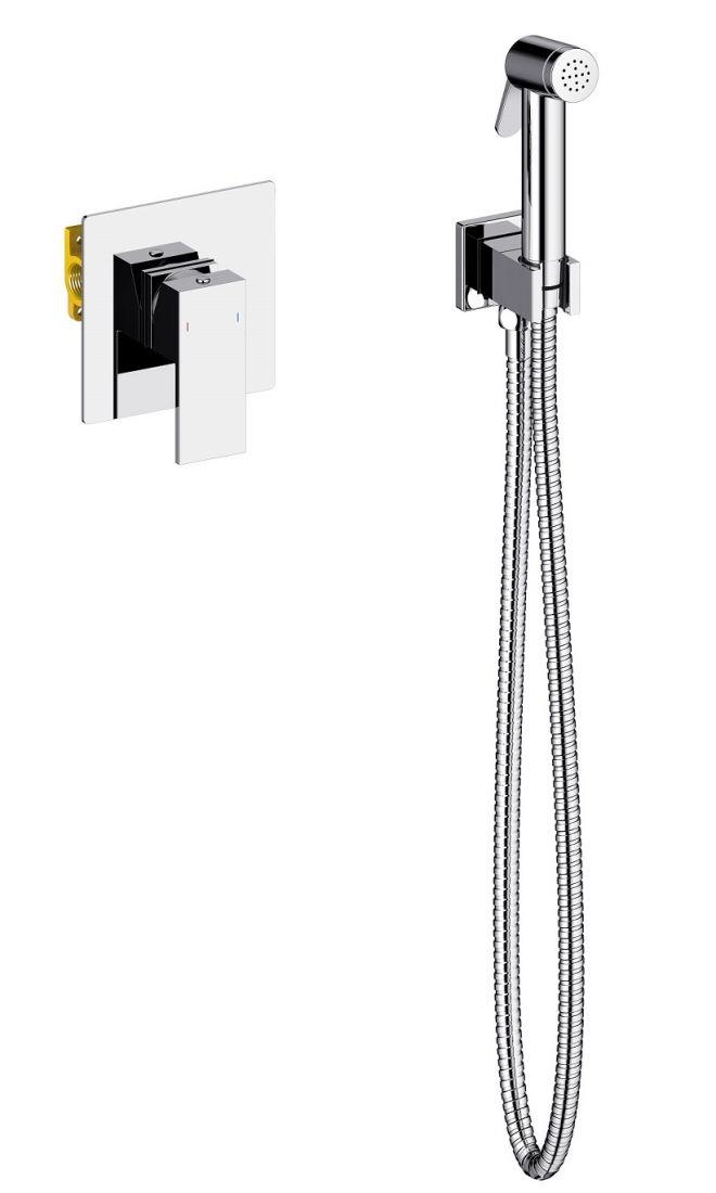 Смеситель гигиенический душ Timo Selene (2089/00SM new chrome)