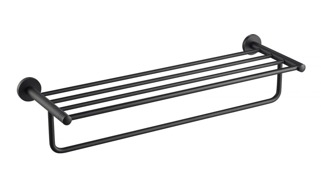 Полка для полотенец Timo Saona (13058/03) черный