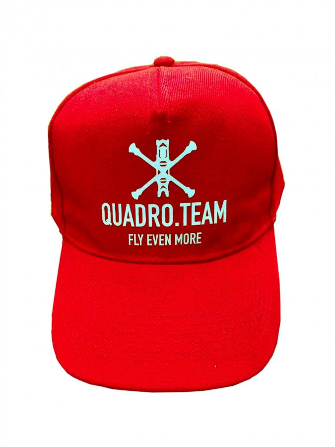 Бейсболка FPV пилота QUADRO.TEAM