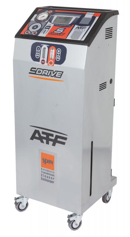 ATF S-DRIVE 4500 установка замены жидкости в АКПП всех типов, автоматическое управление