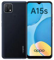Смартфон OPPO A15s 4/64GB Чёрный (CPH2179)