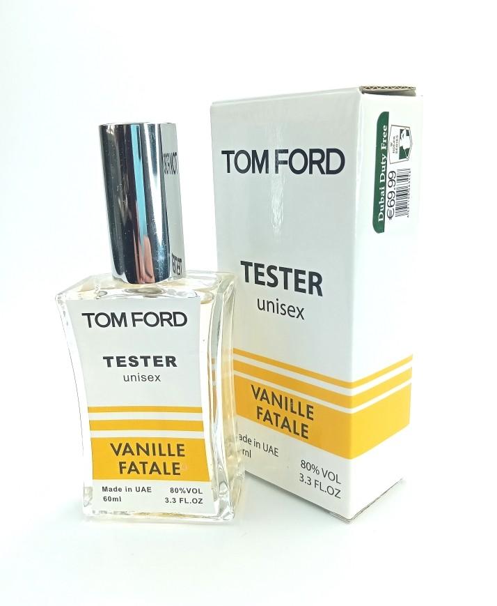 Tom Ford Vanille Fatale (unisex) - TESTER 60 мл