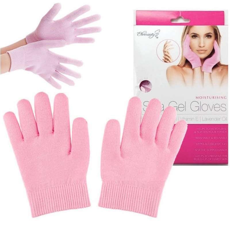 Косметические увлажняющие перчатки Spa Gel Gloves (1506)
