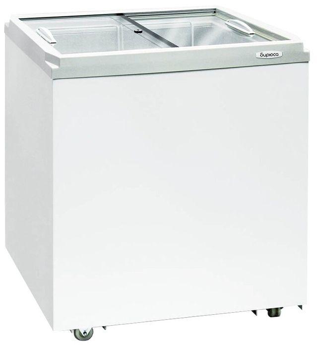 Морозильный ларь Бирюса 200Z Белый