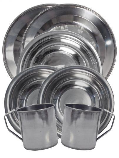 Набор посуды Пикник на 2 персоны