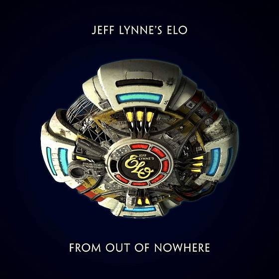 Jeff Lynne's  ELO - From Out Of Nowhere 2019  LP