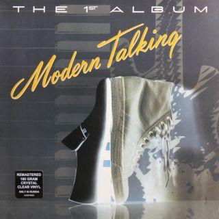 Modern Talking - The 1st Album 1885 (2020) LP