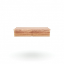 Стол ORLY ARTE навесной орех