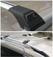 Багажник на рейлинги, CAN Tourmaline V1, два цвета