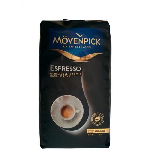 MOVENPICK Espresso 500 гр в зерне АКЦИЯ