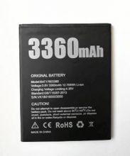 Аккумулятор DOOGEE X10 3360mAh BAT17603360