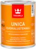 Краска Специального Применения Tikkurila Unica 0.9л для Металла, Дерева, Пластика, Полуглянцевая / Тиккурила Уника