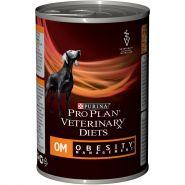 Pro Plan OM Obesity Management - Диетические консервы для собак при ожирении (400 г)