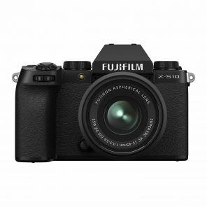 FUJIFILM X-S10 KIT XF15-45MM BLACK