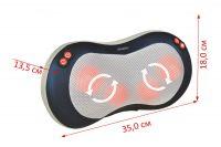 Массажная подушка PLANTA MP-020, 4 функции