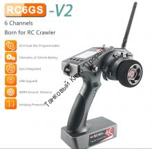 RadioLink 6ch V2 2.4ггц 6 каналов + гироскоп