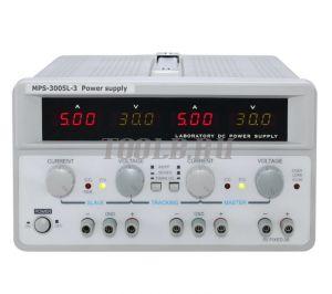 MPS-3005L-3 Линейный источник питания 3 канала 30 вольт 5 ампер