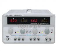 MPS-3005L-3 Линейный источник питания 3 канала 30 вольт 5 ампер фото