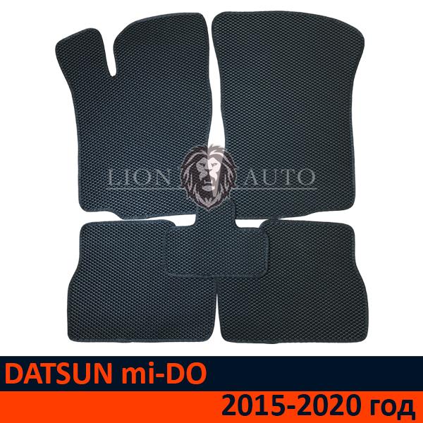 EVA коврики на DATSUN mi-DO (2015-2020г)