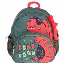 Рюкзак Hatber Kids -Динозаврик- 27х23х11см 1 отделение 3 кармана