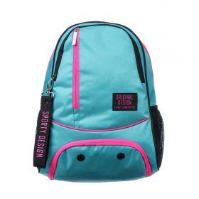 Рюкзак школьный, Hatber, Sreet, 42 х 29 х 12 см, эргономичная спинка, отделение для ноутбука, Music street