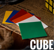 REFILL FOR RD360 Наклейки для Кубика  - CUBE STICKERS
