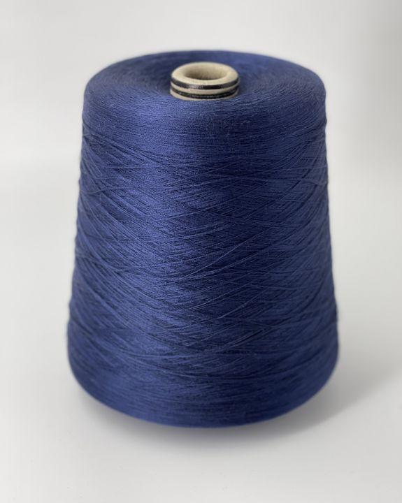 100% шелк Hasegawa hk1202 цвет синий