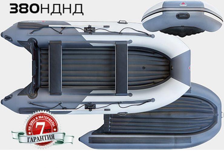Лодка надувная YUKONA ПВХ НДНД 380