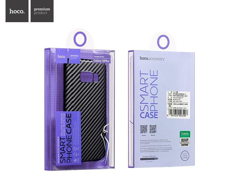 Защитный чехол HOCO Delicate shadow series для Galaxy S8 Plus, синий